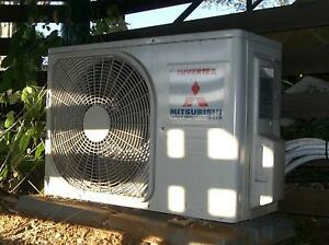 Airconditioners Split System Type Outdoor Units West Gladstone Gladstone City Preview