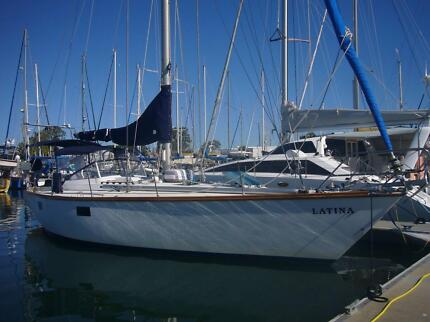 Well maintained yacht Redcliffe Redcliffe Area Preview