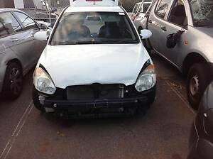 Hyundai Accent 2006 wrecking for parts Neerabup Wanneroo Area Preview