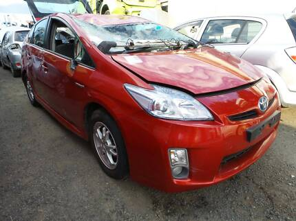 Wrecking 2011 Toyota Prius
