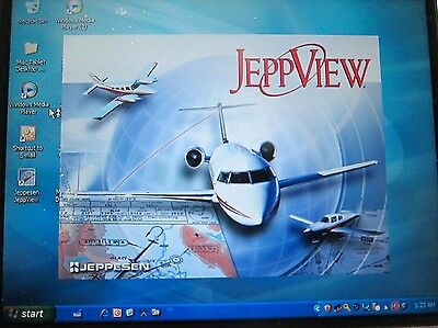 Motion Tablet TS02 w/ Jeppesen Jeppview FliteDeck & FliteStar IFR International