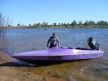 1850 Bullet Ski boat, 250 Mercury. Tieri Central Highlands Preview
