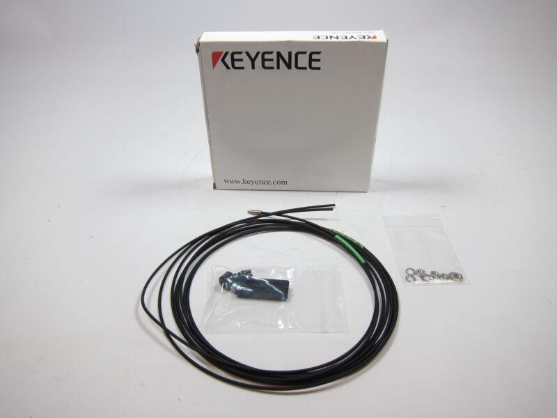 New Keyence FU-77V Fiber Optic Sensor
