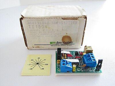 New Basys Tx1604 Tx 1604 Temperature Transmitter 40-240 F