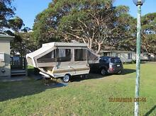 camper trailer by jayco Shellharbour Shellharbour Area Preview