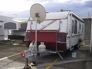 Windsor Crown Caravan (2000 model) Ormiston Redland Area Preview