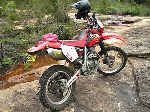 HONDA XR400R 2001 Camden Camden Area Preview