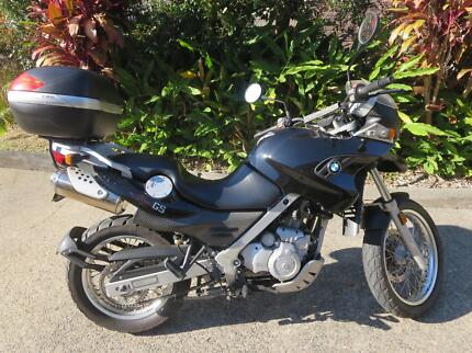 2004 F650GS Motor Cycle Korora Coffs Harbour City Preview