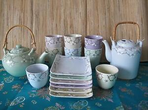 Japanese tea set Forest Lake Brisbane South West Preview