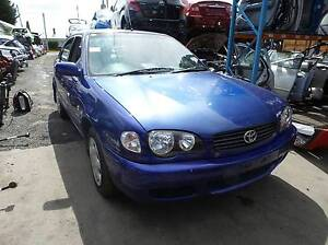 Wrecking 2001 Toyota Corolla AE112 Hatch Glenorchy Glenorchy Area Preview