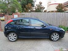 2003 Ford Focus Zetec 5 Spd Manual Ormond Glen Eira Area Preview