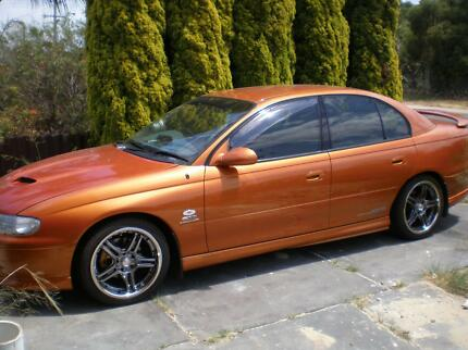 VT SS seris 2  2000 Holden Commodore Sedan SUPER CHARGED Cloverdale Belmont Area Preview