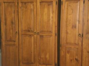 2 x Timber Wardrobes Bairnsdale East Gippsland Preview