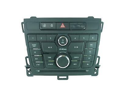 2015 VAUXHALL ZAFIRA Mk3 Radio Controls 13435410 448 for sale  Shipping to Ireland
