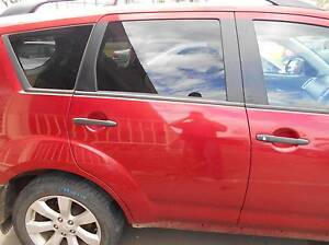 MITSUBISHI OUTLANDER RIGHT REAR DOOR WINDOW ZH 10/09-10/12 C19053 Lansvale Liverpool Area Preview