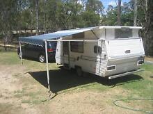 Coromal Caravan - Pop-Top Oxenford Gold Coast North Preview