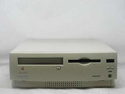 VINTAGE APPLE MACINTOSH PERFORMA 6205CD W/ CONNECTRIX RAM DOUBLER TO 16MB TESTED