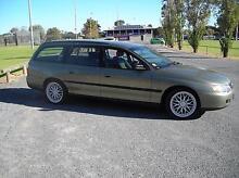 2003 VY COMMODORE WAGON V6 SERIES 2 SWAP HOLDEN V8 Elizabeth Grove Playford Area Preview