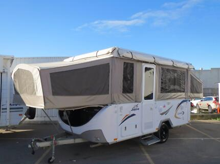 2016 Jayco Swan Family Camper