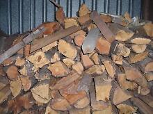 Firewood - mix of large/small pieces CHOPPED, DRY, READY TO BURN! Tanah Merah Logan Area Preview