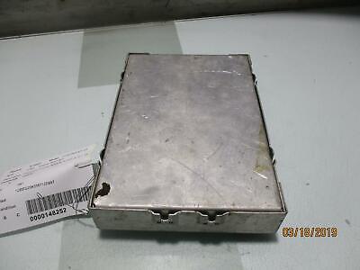 91 CHEVROLET 20 VAN Engine Control Module 1228747