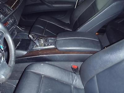 11 12 13 14 BMW X6: Front Center Console, A.T. Floor Shift; Black LUSW