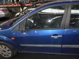 FORD FIESTA LEFT FRONT DOOR LOCK, WP, 03/04-12/08 (C19083) Lansvale Liverpool Area Preview