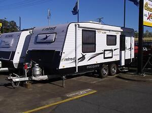 Brilliant 2012 Retreat Macquarie Caravan Ormiston Redland Area Preview