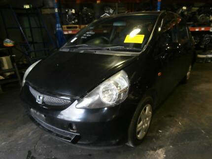 Wrecking 2007 Honda Jazz 1.3 Automatic Hatchback (C15803) Lansvale Liverpool Area Preview