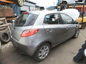 Wrecking 2012 Mazda 2 Hatchback Glenorchy Glenorchy Area Preview