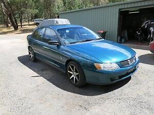 2004 Holden Commodore Sedan Kyneton Macedon Ranges Preview