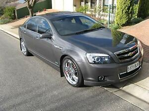 2009 WM HOLDEN CAPRICE V8.[ONLY 70680KLMS] S/ROOF, SAT/NAV Greenwith Tea Tree Gully Area Preview