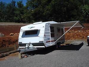 2002 Millard Horizon Caravan Flaxton Maroochydore Area Preview