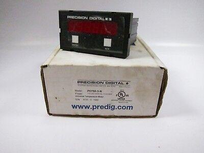New Precision Digital Pd750-3-n Universal Temperature Meter