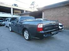 Wrecking 2008 Ford Falcon 4.0 Automatic Ute (C18039) Lansvale Liverpool Area Preview