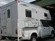 2006 Northstar Slide ON on Toyota SR5 Extra Cab 4x4 ute Mount Pleasant Melville Area Preview