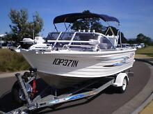 2007 Quintrex 470 Coast Runner (IDP371N) Fishing Boat Bomaderry Nowra-Bomaderry Preview