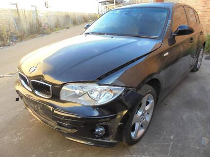 WRECKING 2007 BMW 1 SERIES 2.0 AUTOMATIC HATCHBACK (C22183) Lansvale Liverpool Area Preview