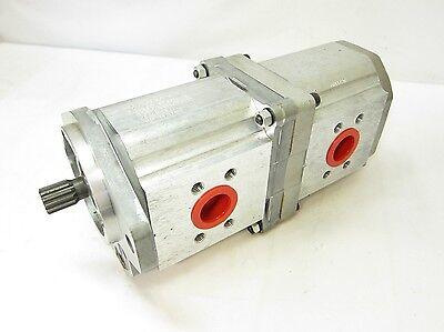 New Liebherr Crane Hydraulic Double Gear Pump 512 260 14 Ah-11-15