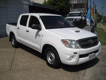 2006 Toyota Hilux Ute TURBO DIESEL 4X2 DUAL CAB