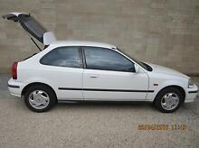 1997 Honda Civic Hatch GLi AUTO 25th ANNIVERSARY Limited Series Unley Unley Area Preview