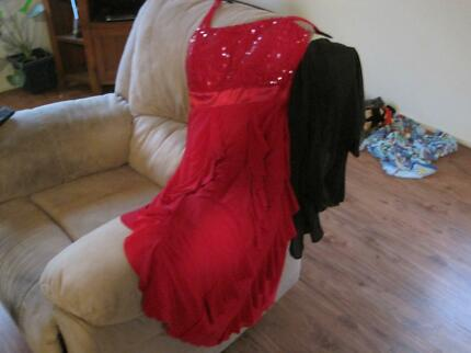 size 16 Flirt by MKR dress... and a shaw Kirwan Townsville Surrounds Preview