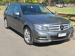 2011 Mercedes-Benz C200 Wagon Brighton Bayside Area Preview