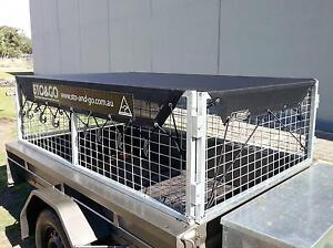 Australian Made Truck mesh Trailer/ute/truck covers Midland Swan Area Preview