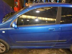 HOLDEN BARINA LEFT FRONT DOOR TK, 3DR HATCH, 12/05-12/12 (C18321) Lansvale Liverpool Area Preview