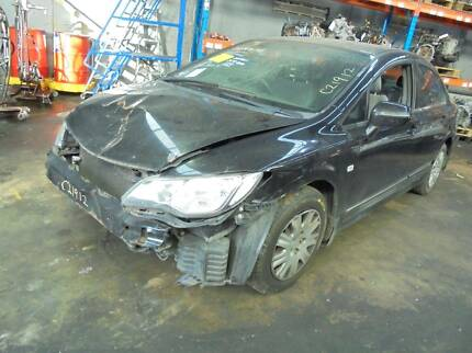 HONDA CIVIC GEARBOX MANUAL, 02/06-12/11 (C21913) Lansvale Liverpool Area Preview