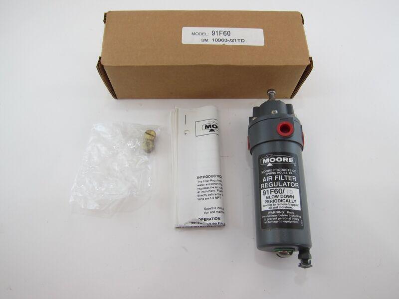 New Moore 91F60 Air Filter Regulator 91-F60