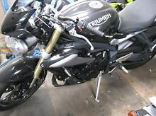 Triumph 2014 Norwood Norwood Area Preview