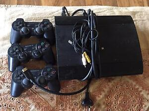 PlayStation 3 with 19 games and 3 controllers Driver Palmerston Area Preview