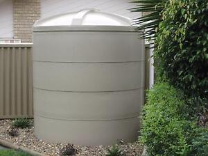 9000ltr Poly Rainwater Tank - NEW - ON SALE Maleny Caloundra Area Preview